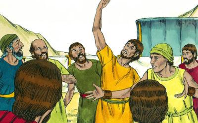 O castigo dado por Deus