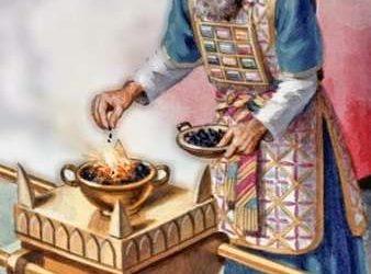 As ofertas dos príncipes na dedicação do tabernáculo e do altar