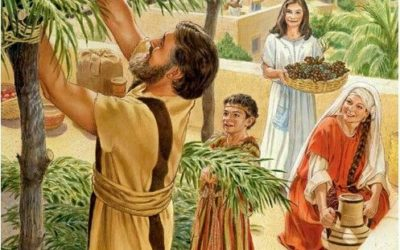 A Páscoa, O Pentecostes, A Festa dos Tabernáculos