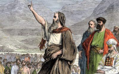 O segundo discurso de Moisés