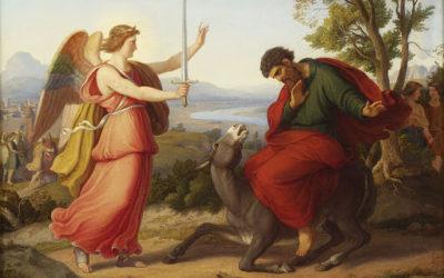 As profecias de Balaão