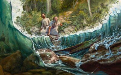 Elias apresenta-se diante de Acabe; Elias e os profetas de Baal; Jezabel ameaça Elias; Elias no monte Horebe; Guerra entre Acabe e o rei da Síria