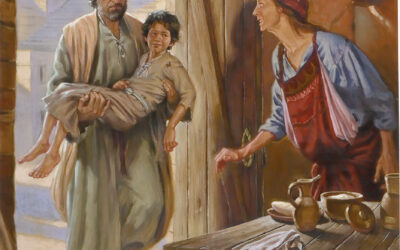 Abias imita a impiedade de Roboão, seu pai; Acabe reina e casa com Jezabel; Elias prediz contra Acabe e é sustentado pelos corvos; A viúva de Sarepta;
