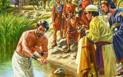 Eliseu aumenta o azeite da viúva; A sunamita e o seu filho; Vinte pães satisfazem cem homens; Naamã é curado da lepra; Geazi é atacado da lepra