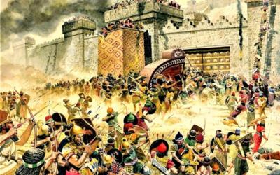 Azarias é atacado de lepra; Acaz pede socorro aos assírios; A idolatria de Acaz; A morte de Acaz; A queda de Samaria e o cativeiro de Israel; A causa do cativeiro; O rei da Assíria renova a população de Samaria